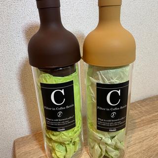 フィルターインコーヒーボトル【ハリオ】【水だし珈琲専用】 - 名護市