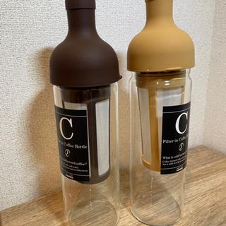フィルターインコーヒーボトル【ハリオ】【水だし珈琲専用】 − 沖縄県