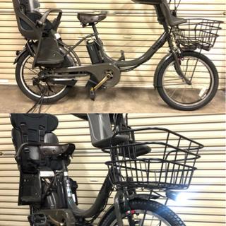 電動自転車☆ブリヂストン ビッケ2 傷サビ少 8.7ah☆ - 売ります・あげます