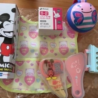 【ネット決済】ミッキーボトル 離乳食 セット