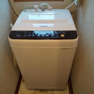パナソニック◆2016年製造 6.0キロ 全自動洗濯機◆N…