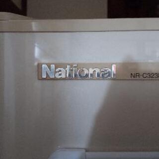 再投稿 National 冷蔵庫 320L - 北葛飾郡