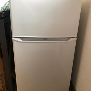 【美品】HAIER(ハイアール)85L 冷凍冷蔵庫