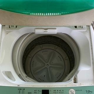 ヤマダ 洗濯機 ハーブリラックス 7kg - うるま市