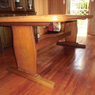 ダイニングテーブル - 家具