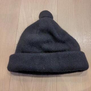 【冬・アクセサリー】ニット帽子 ユニセックスの画像