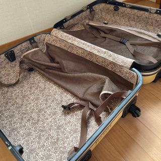 【無料】スーツケース samsontie - 浦添市