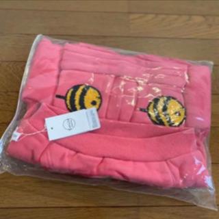 新品♡ 女の子 110 新品 うさみみ ミツバチ フード ハロウィン - 売ります・あげます