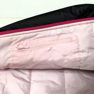 ◆NIKE◆黒×ピンク◆あったかウィンドブレーカー◆パーカー - 服/ファッション