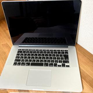 Apple MacBook Pro Retina 15インチ 2...