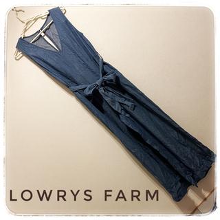LOWRYS FARM(ローリーズファーム) サロペット オール...
