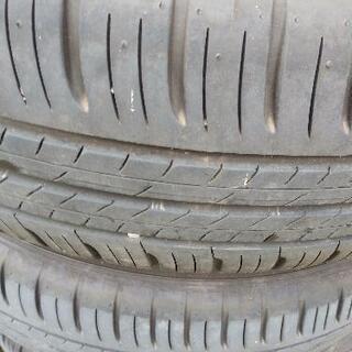 ダンロップ2019年 195/65R16 バリ山4本 タイヤのみ エナセーブ - 高崎市