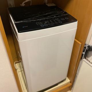 洗濯機6kg マクスゼン(Maxzem)