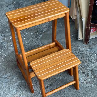 ステップスツール 脚立 椅子