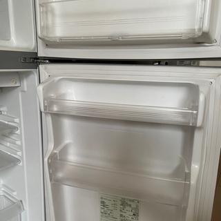 0円! 109L冷蔵庫お譲りします!! - 家電