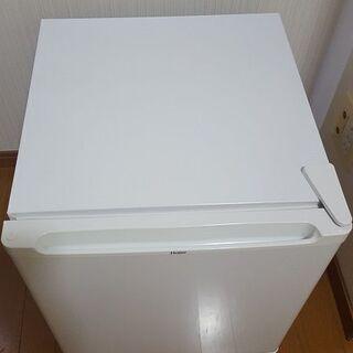 1ドア 4000円 Haier JR-N47A(W) 冷蔵庫 - 売ります・あげます