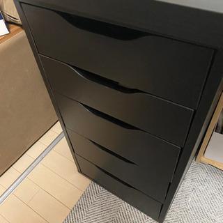「売約済」IKEA 200x60 デスクセット − 東京都
