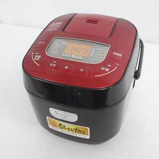 ry0044 アイリスオーヤマ 炊飯器 DKRC-MB30-RE...