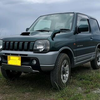 【ネット決済】平成15年 JB23  ランドベンチャー 4WD ...