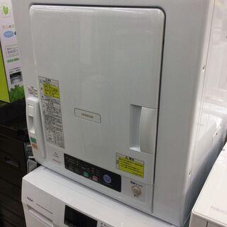 HITACHI 日立 衣類乾燥機 DE-N60WV 2016年式...