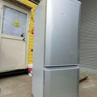 【ネット決済】E137 三菱 冷蔵庫2ドア 168L   型番M...