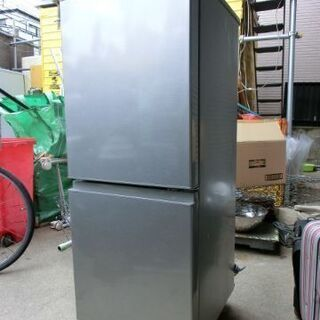 【ネット決済】E140 アクア 冷蔵庫 2ドア 126L  AQ...