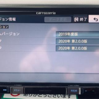 値下げ AVIC-RZ77 地図バージョン2020年 オービスデ...