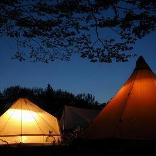自作でキャンプ用品などを作る方を募集しています。