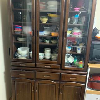 無料 食器棚