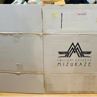 TWILIGHT EXPRESS 瑞風 MIZUKAZE 段ボール箱