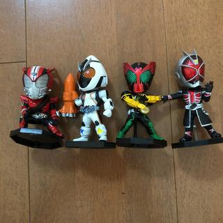 【ネット決済】仮面ライダーの人形一式