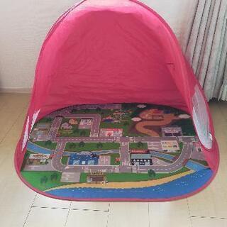ポケットトミカ テント