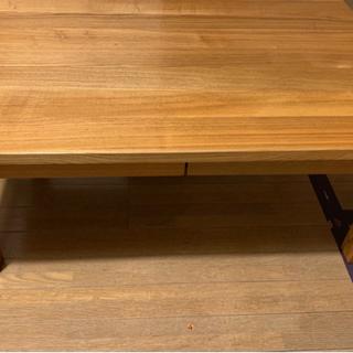 木 ローテーブル