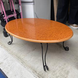 ローテーブルです。