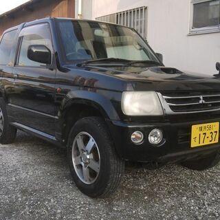 (ID3557)軽バン専門店在庫50台 5万円 三菱 パジェロミ...
