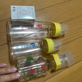 【中古】哺乳瓶 【新品】ニプル