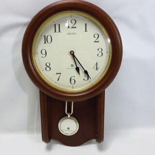 振り子時計☆SEIKO セイコー 壁掛け時計 THE NATIONAL TRUST ザナショナルトラスト IEKL PH431Bの画像