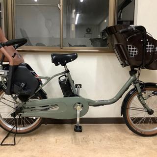 Panasonic GYUTTO 12Ah 電動自転車中古…