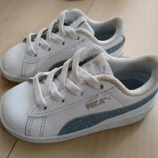 プーマ 14cm 靴