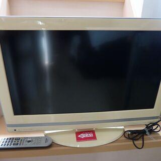 日立 液晶テレビ WOO26型