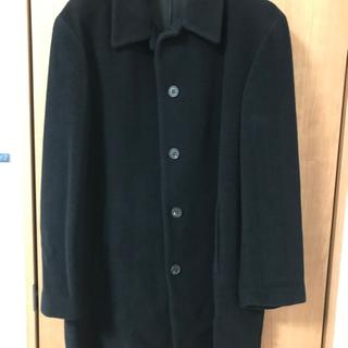BIGLIDUE  ジャケット コート ブラック チェスターコート