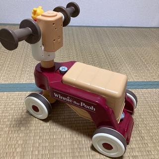 くまのプーさんおしゃべりウォーカーライダー - 子供用品