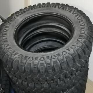 マキシス クリーピークローラー 4本セット MTタイヤ