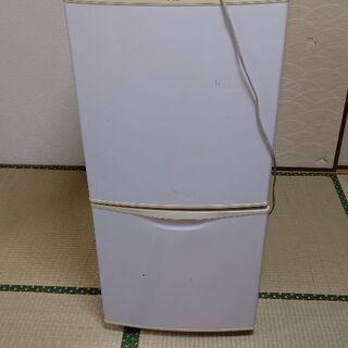 譲ります 一人暮らし用冷蔵庫 ナショナル NR B-12JA