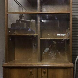 木製 収納棚 本棚 食器棚 置物 幅90cm×奥行45cm×高さ...