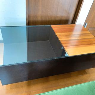 多目的ガラステーブル