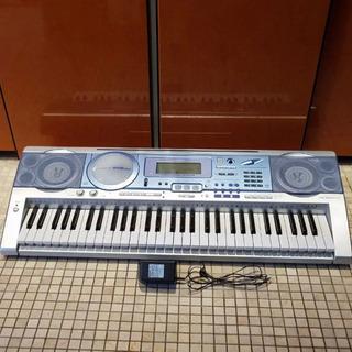 CASIO 電子ピアノ キーボード LK-280 CDTV
