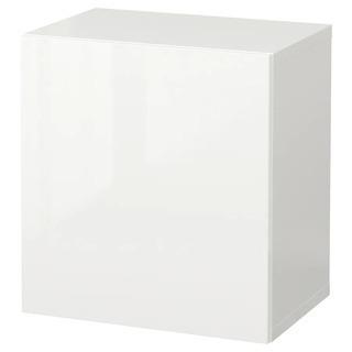 IKEA ベストーの扉 白 幅60cm×64cm