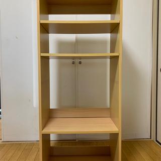 本棚 キッチン収納 シェルフ 無料 9月末自宅手渡し