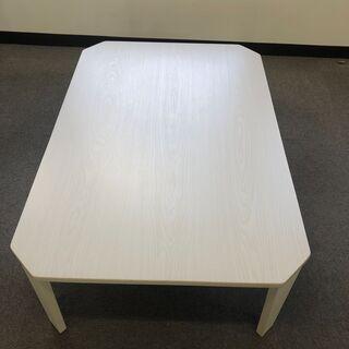 ローテーブル ホワイト 美品